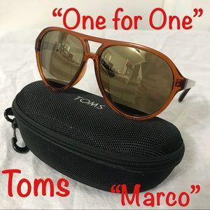 "Toms ""Marco"" sunglasses"